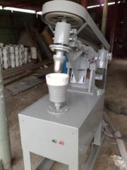 The machine forming for ceramic keramo of products