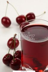 Сік вишневий органік