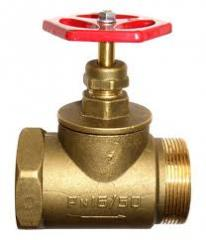 Direct fireplug brass