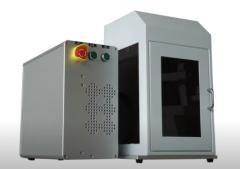 Лазерный станок для маркировки закрытого типа 20