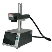 Лазерный гравировальный аппарат для QR-кодов и