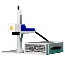 Лазерная гравировальный аппарат для QR-кодов и