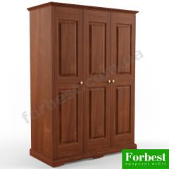 Cabinet furniture from massive wood