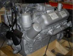 Двигатель ЯМЗ 238М2 - Судовой двигатель