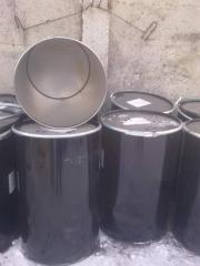 The barrels which were in the use. I will sell the