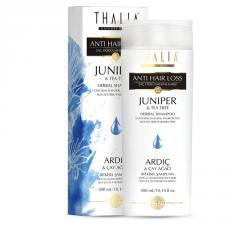 Шампунь для оздоровления волос Thalia Juniper c экстрактами чайного дерева и можжевельника, 300мл