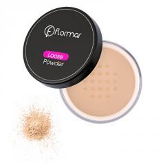 Пудра рассыпчатая Flormar 03 Medium sand, 18 г