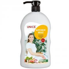 Кухонное жидкое мыло Unice Kitchen Soap для...