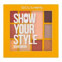 Палетка теней Pastel SHOW YOUR STYLE 461 Bohemian,