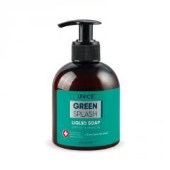 Жидкое мыло Unice Green Splash,  300 мл