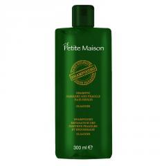 Шампунь для поврежденных волос Unice Petite Maison безсульфатный, 300 мл