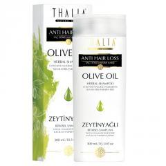 Шампунь восстанавливающий Thalia Olive Oil с оливковым маслом, 300 мл