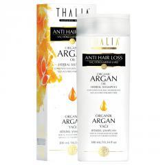 Шампунь против выпадения волос Thalia Argan herbal с маслом арганы, 300 мл