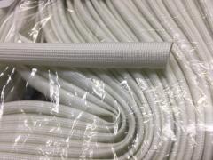Трубка стеклоармированная с силиконовым покрытием