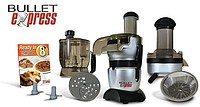 Food processor of Bullet Express (Bullet Express)