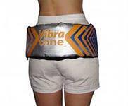 Vibromassage belt for weight loss Vibroton (Vibra