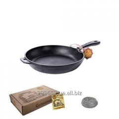 Cast iron cookware from the manufacturer