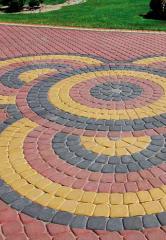 Тротуарная плитка, Тротуарная плитка, Брусчатка