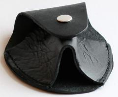 Covers leather for handcuffs, PRS