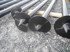 postech screw piles