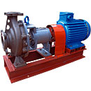 CHEMICAL PUMPS ANTSH, HG, AH, H, HGN, AHV, AHP,