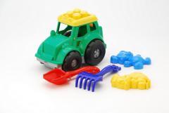 Игрушечные машинки ОПТОМ. Трактор