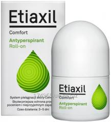 ETIAXIL antiperspirant – the real protection
