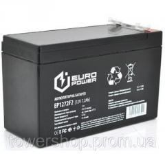Батарея к ИБП Europower 12В 7.2 Ач (EP12-7.2F2)