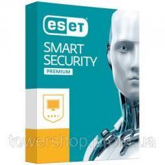 Антивирус ESET Smart Security Premium для 1 ПК,