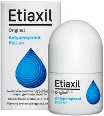 ETIAXIL antiperspirant – real protection against