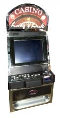 Gaming machine, sale of vending machines, rent of