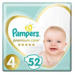 Подгузник Pampers Premium Care Maxi Размер 4 (9-14