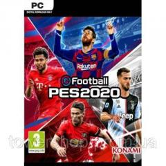 Игра PC eFootball PES 2020 (18180633)