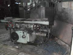 I will sell the machine vertically milling