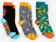 Носки детские Dodo Socks набор Mexicana 2-3 года