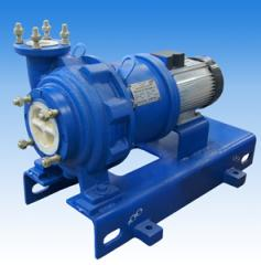 PUMPS GH CHEMICAL TIGHT SERIES (futerovanny,
