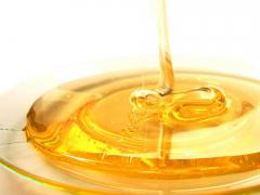 Caramel starch syrup, barrels of 65 kg with