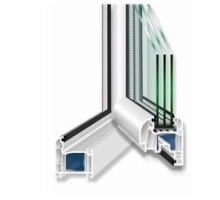 Double-glazed windows from the producer
