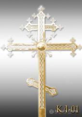 Кресты на купола