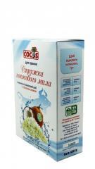 Стружка кокосового мыла с бычьей желчью...