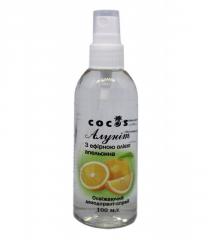 Алунит спрей с эфирным маслом Апельсина Cocos 100 мл (7638)