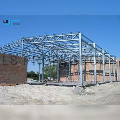 Light steel frame building (LSFB)