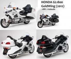 Мотоцикл HONDA GL1800 GoldWing (2012)