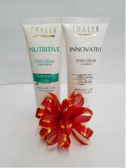 Крем Thalia Organic Tsubaki для рук + Маска для восстановления и стимуляции роста волос RESTOREX