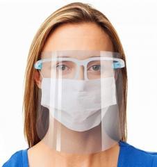 Защитный экран для лица FACE SHIELD Glasses...