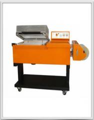 Automatic machine thermoshrinkable BSF-5540 price