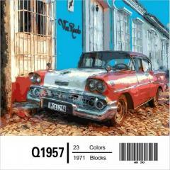 Картина по номерам Mariposa Виа Реале Куба 40Х50см