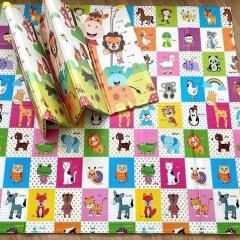 Детский коврик игровой 200*180