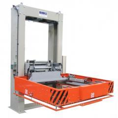 Автоматическая стреппинг машина OMS 06C