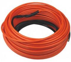Одножильный нагревательный кабель Гост 17 Вт/м